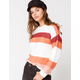 ROXY Trip For Two Womens Pullover Sweater