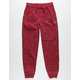 CHAMPION All Over Print Boys Sweatpants