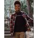 VSTR Memphis Boys Flannel Shirt