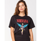 NIRVANA Angelic Nirvana Womens Tee