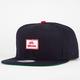SOCIETY The Life New Era Mens Snapback Hat