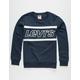 LEVI'S Colorblock Boys Pullover Sweatshirt