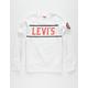 LEVI'S Graphic Boys Pullover Sweatshirt
