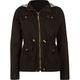 FULL TILT Military Twill Girls Anorak Jacket