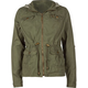 FULL TILT Military Twill Girls Anorak Jacket