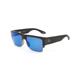 SPY Cyrus 5050 Black & Blue Matte Sunglasses