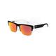 SPY Discord 5050 Red Spectra Mirror Sunglasses