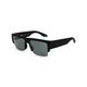 SPY Cyrus 5050 Black Polar Sunglasses