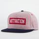 MOTIVATION Collegiate Mens Snapback Hat