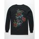 RSQ Forever Skull Mens T-Shirt