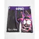 PSD Rick and Morty Purple Space Mens Boxer Briefs
