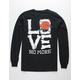 RSQ Bone Love Mens T-Shirt