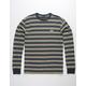 DARK SEAS Foamer Stripe Mens T-Shirt