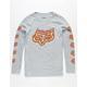 FOX Flame Head Boys T-Shirt