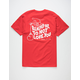 BORING LIFE CLUB Remind Me Mens T-Shirt
