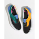 VANS Mix & Match Era Cadmium Yellow & Tidepool Shoes