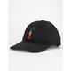 ADIDAS Originals Space Tech Black Mens Strapback Hat