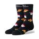 STANCE Merry Crustmas Kids Crew Socks