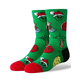 STANCE Xmas Ornaments Kids Crew Socks