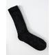 FULL TILT 2 Pack Cozy Chenille Socks