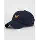 Butterfly Icon Strapback Hat