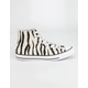 CONVERSE Chuck Taylor All Star Zebra High Top Shoes