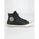 CONVERSE Chuck Taylor All Star Leather High Top Shoes