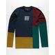 HUF Vilmos Stripe Mens T-Shirt