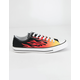 CONVERSE Chuck Taylor All Star Flame Low Top Shoes