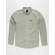 RVCA That'll Do Stretch Olive Mens Shirt