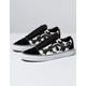 VANS Old Skool Glow Alien Black & True White Shoes