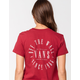VANS Bolted Womens Tee