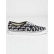 VANS Blur Boards Black & White Authentic Shoes