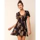 AMUSE SOCIETY x Cassie Ali Mini Dress