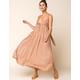 AMUSE SOCIETY Fern Midi Dress