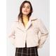 BILLABONG Moon Riser Womens Faux Fur Jacket