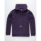 ADIDAS R.Y.V. Purple Mens Hoodie
