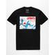 RIOT SOCIETY Jaws Mens T-Shirt