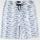 HURLEY Poolside Volley Mens Hybrid Shorts