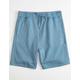 VALOR Phoenix Light Blue Mens Sweat Shorts