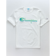 CHAMPION Drop Shadow Embroidered Mens T-Shirt