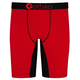 ETHIKA Patriot Red Mens Boxer Briefs