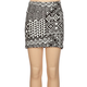 FULL TILT Ethnic Print Girls Bodycon Skirt