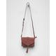 VIOLET RAY Kenya Mauve Crossbody Bag
