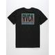 RVCA Hazed Mens T-Shirt