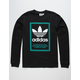 ADIDAS Tongue Label Mens T-Shirt