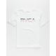 RVCA Split Pin Boys T-Shirt