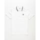 ADIDAS Pique Mens Polo Shirt