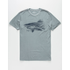RVCA Sea Song Mens T-Shirt