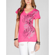 METAL MULISHA Crank It Up Womens Tee